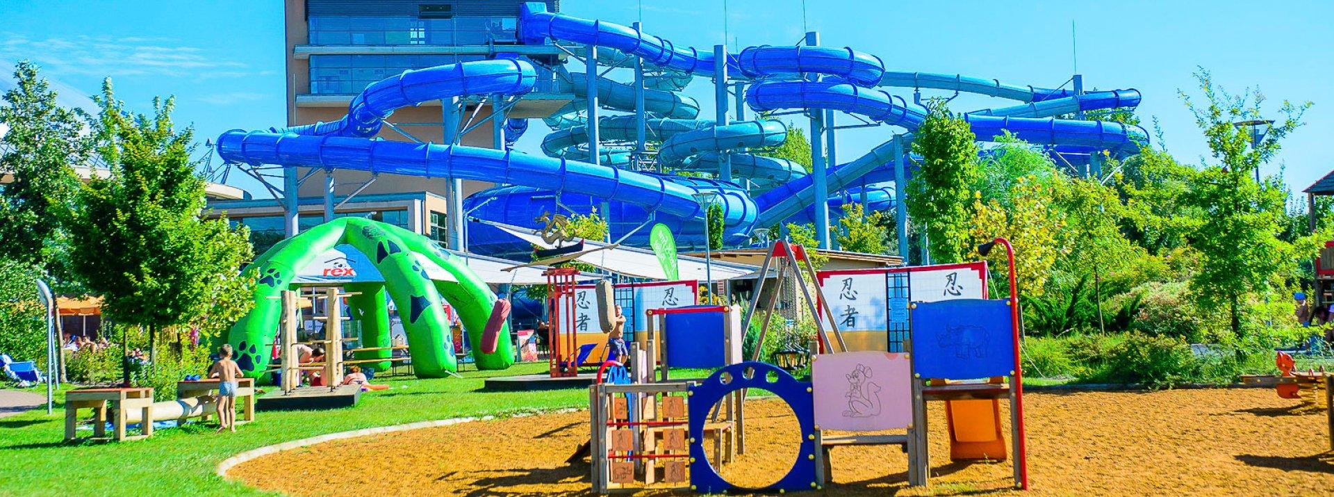 Kids World Aquaworld Resort Budapest 4 Star Superior