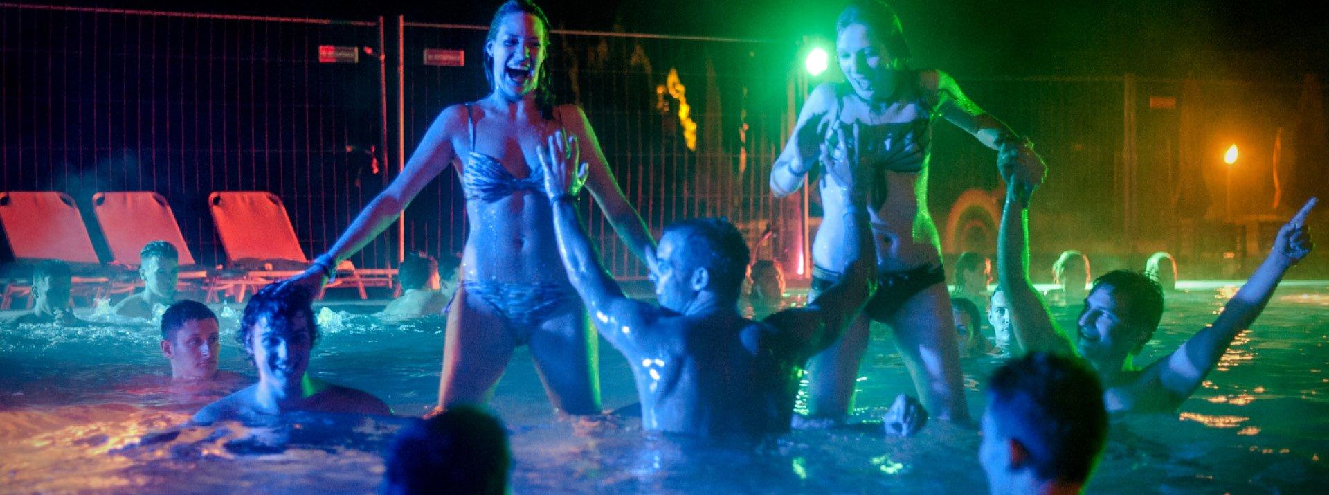 SPLASH - Night Pool Pa...