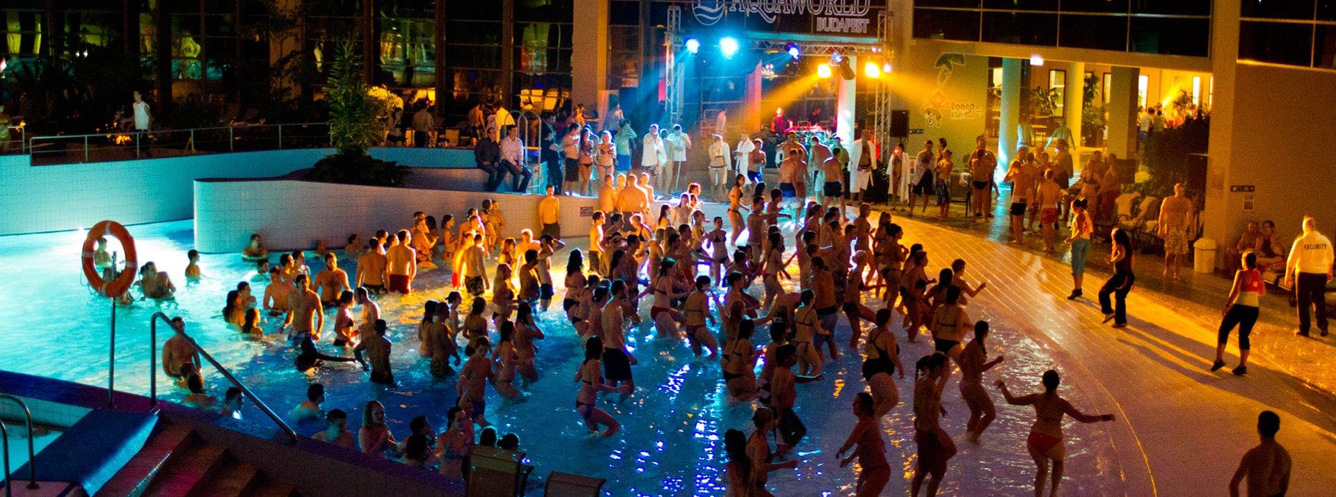 Splash Valentine S Day Night Pool Party Aquaworld
