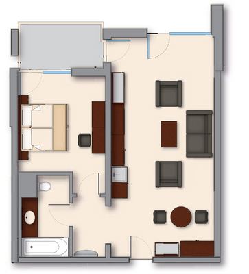Apartman - Aquaworld Resort